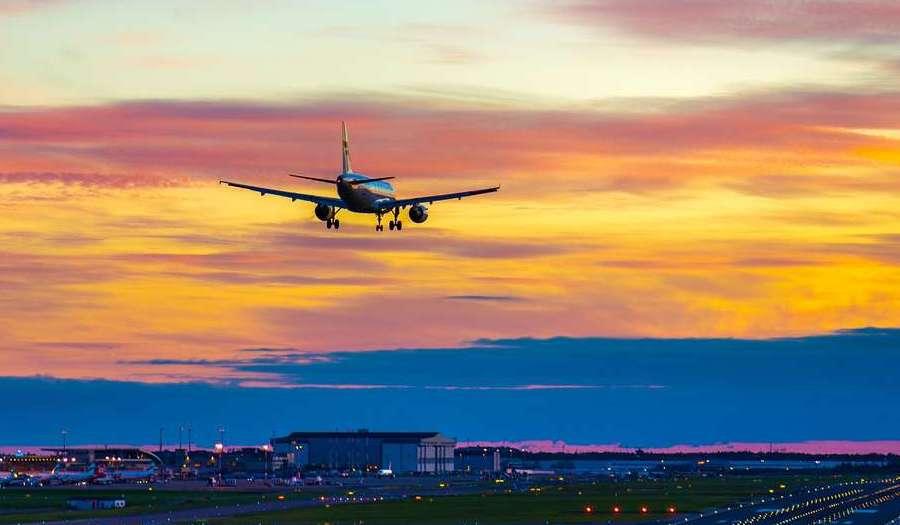 Charlotte repülőtéri csatlakozás